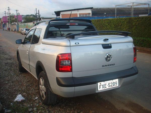 Tampão G6 para Volkswagen Saveiro Capotas, Furgões e Tampões para Volkswagen Saveiro