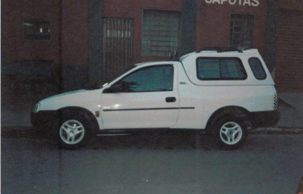 Capota Básica para Chevrolet Corsa Capota para Chevrolet Corsa