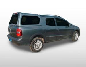 Capota Básica – Vidros Fixos para Volkswagen Saveiro Capota para Volkswagen Saveiro