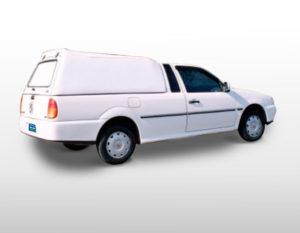 Capota Básica G4 para Volkswagen Saveiro Volkswagen