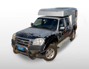 Capota Camping para Ford Ranger Capotas, Furgões e Tampões para Ford Ranger