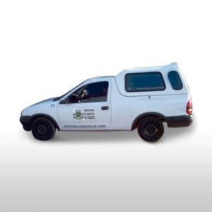 Capota Básica para Chevrolet Corsa Chevrolet