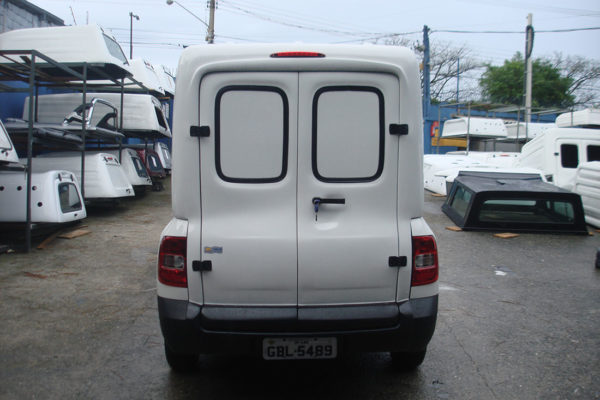 Capota Lateral Lisa para Volkswagen Saveiro Capota para Volkswagen Saveiro