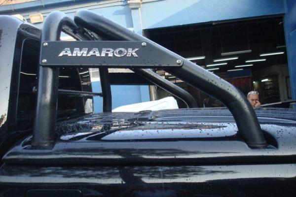 Tampão Marítimo Volkswagen Amarok Capotas, Furgões e Tampões para Volkswagen Amarok