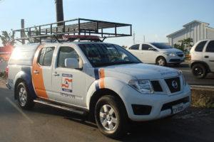 Capota Básica – Defesa Civil para Nissan Frontier Nissan