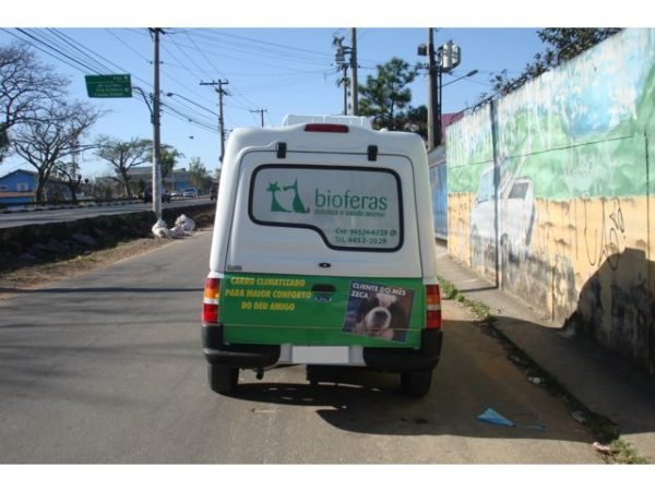 Capota Furgão Folha Dupla – Pet Shop para Ford Courier Capota para Ford Courier