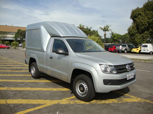 FDP 2016 Volkswagen Amarok Capotas, Furgões e Tampões para Volkswagen Amarok