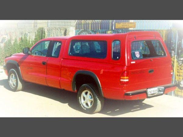Capota Básica para Dodge Dakota Capota para Dodge Dakota