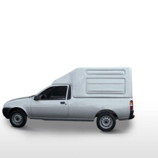Furgão para Ford Courier Capotas, Furgões e Tampões para Ford Courier