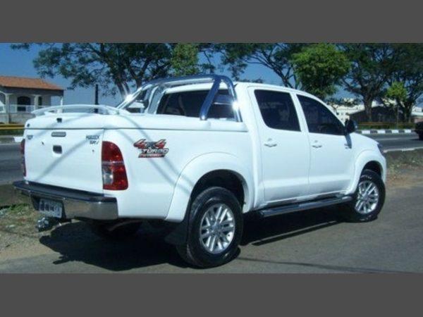 Tampão Marítimo para Toyota Hilux Capotas, Furgões e Tampões para Toyota Hilux
