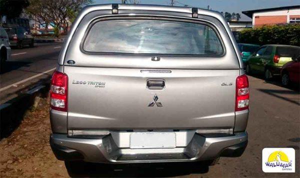 Capota Básica para Mitsubishi L200 Triton Capota para Mitsubishi L200
