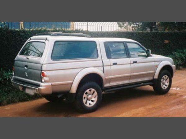 Capota Básica para Mitsubishi L200 Capota para Mitsubishi L200