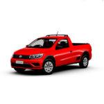 Capotas, Furgões e Tampões para Volkswagen Saveiro