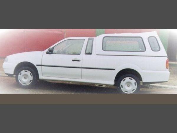 Capota Básica G4 para Volkswagen Saveiro Capota para Volkswagen Saveiro