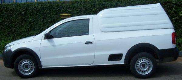 Capota Básica G5 para Volkswagen Saveiro Capota para Volkswagen Saveiro