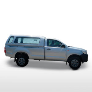 Capota Básica – Vidros Fixos para Toyota Hilux Capota para Toyota Hilux