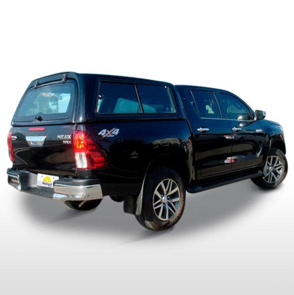 Capota para Toyota Hilux Capota para Toyota Hilux