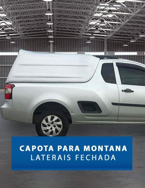 Laterais Fechadas – Capota de Fibra Chevrolet Montana