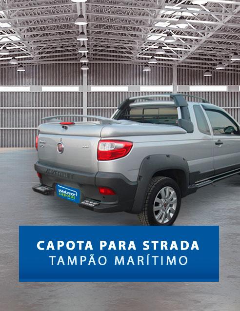 Tampão Marítimo Fiat Strada