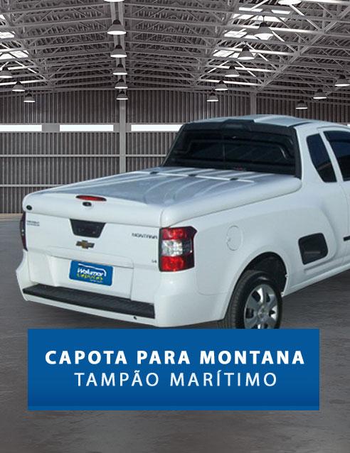 Tampão Marítimo Chevrolet Montana