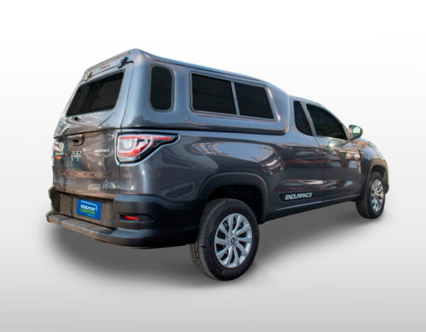 Janelas de Correr – Capota de Fibra Fiat Strada 2020/21 Cabine Simples
