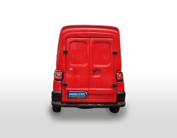 Folha Dupla – Capota de Fibra Fiat Strada 2020/21 Cabine Plus